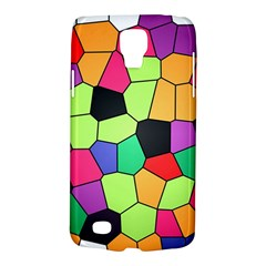 Stained Glass Abstract Background Galaxy S4 Active