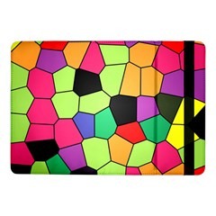 Stained Glass Abstract Background Samsung Galaxy Tab Pro 10.1  Flip Case