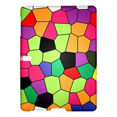 Stained Glass Abstract Background Samsung Galaxy Tab S (10.5 ) Hardshell Case