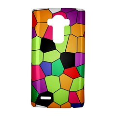 Stained Glass Abstract Background LG G4 Hardshell Case
