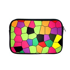 Stained Glass Abstract Background Apple MacBook Pro 13  Zipper Case