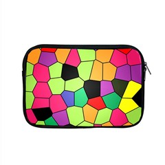 Stained Glass Abstract Background Apple MacBook Pro 15  Zipper Case