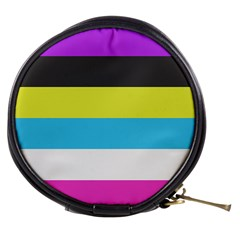 Bigender Flag Mini Makeup Bags