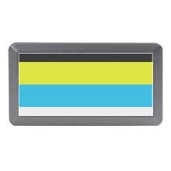Bigender Flag Memory Card Reader (mini)