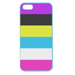 Bigender Flag Apple Seamless iPhone 5 Case (Color)