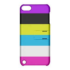 Bigender Flag Apple iPod Touch 5 Hardshell Case with Stand