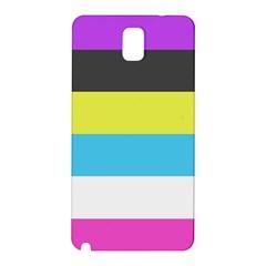 Bigender Flag Samsung Galaxy Note 3 N9005 Hardshell Back Case