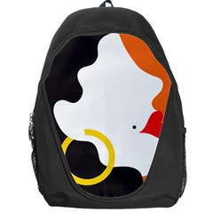 Woman s Face Backpack Bag