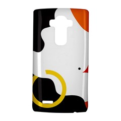 Woman s Face LG G4 Hardshell Case