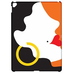 Woman s Face Apple Ipad Pro 12 9   Hardshell Case