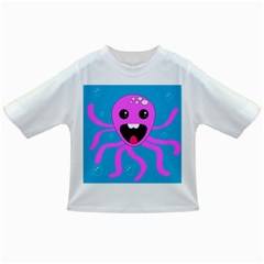 Bubble Octopus Infant/Toddler T-Shirts