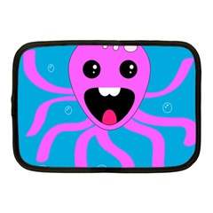 Bubble Octopus Netbook Case (Medium)