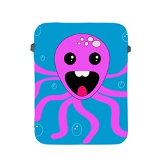 Bubble Octopus Apple iPad 2/3/4 Protective Soft Cases