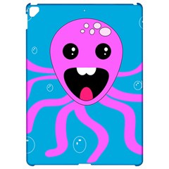 Bubble Octopus Apple Ipad Pro 12 9   Hardshell Case
