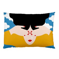 Close Your Eyes Pillow Case