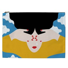 Close Your Eyes Cosmetic Bag (XXL)