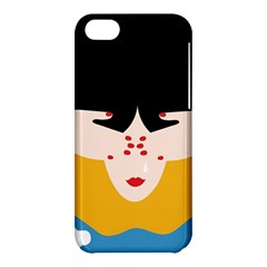 Close Your Eyes Apple iPhone 5C Hardshell Case