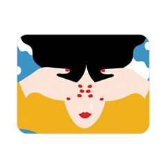 Close Your Eyes Double Sided Flano Blanket (Mini)