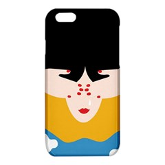 Close Your Eyes iPhone 6/6S TPU Case