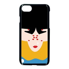 Close Your Eyes Apple Iphone 7 Seamless Case (black)