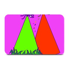 Birthday Hat Party Plate Mats