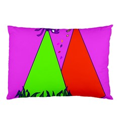 Birthday Hat Party Pillow Case