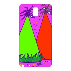 Birthday Hat Party Samsung Galaxy Note 3 N9005 Hardshell Back Case