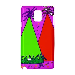Birthday Hat Party Samsung Galaxy Note 4 Hardshell Case