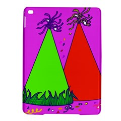 Birthday Hat Party iPad Air 2 Hardshell Cases