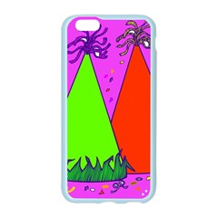 Birthday Hat Party Apple Seamless iPhone 6/6S Case (Color)