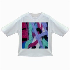 Texture Pattern Abstract Background Infant/Toddler T-Shirts
