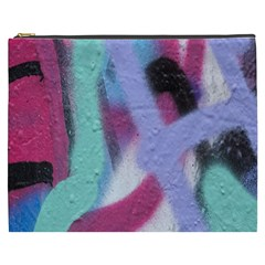 Texture Pattern Abstract Background Cosmetic Bag (XXXL)