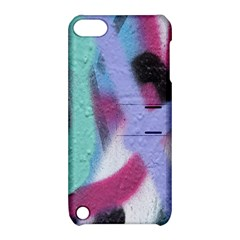 Texture Pattern Abstract Background Apple iPod Touch 5 Hardshell Case with Stand