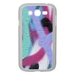 Texture Pattern Abstract Background Samsung Galaxy Grand DUOS I9082 Case (White)
