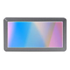 Twist Blue Pink Mauve Background Memory Card Reader (Mini)