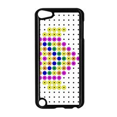 Colored Fish Apple iPod Touch 5 Case (Black)