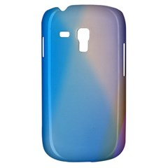 Twist Blue Pink Mauve Background Galaxy S3 Mini