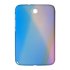 Twist Blue Pink Mauve Background Samsung Galaxy Note 8.0 N5100 Hardshell Case