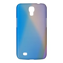 Twist Blue Pink Mauve Background Samsung Galaxy Mega 6.3  I9200 Hardshell Case