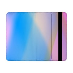 Twist Blue Pink Mauve Background Samsung Galaxy Tab Pro 8.4  Flip Case