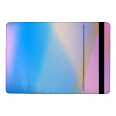 Twist Blue Pink Mauve Background Samsung Galaxy Tab Pro 10.1  Flip Case