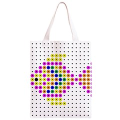 Colored Fish Classic Light Tote Bag