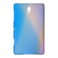 Twist Blue Pink Mauve Background Samsung Galaxy Tab S (8.4 ) Hardshell Case
