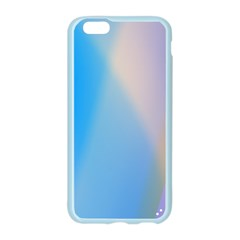 Twist Blue Pink Mauve Background Apple Seamless iPhone 6/6S Case (Color)