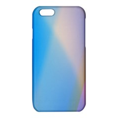 Twist Blue Pink Mauve Background iPhone 6/6S TPU Case