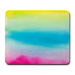 Watercolour Gradient Large Mousepads
