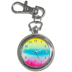 Watercolour Gradient Key Chain Watches