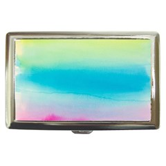 Watercolour Gradient Cigarette Money Cases