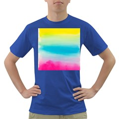 Watercolour Gradient Dark T-Shirt