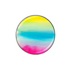 Watercolour Gradient Hat Clip Ball Marker (10 pack)